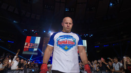Big John talks Fedor
