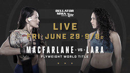 Bellator 201: FRIDAY, June 29th on Paramount Network!