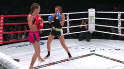 Jorina Baars vs. Anke Van Gestel