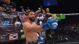 Patricio Pitbull Finishes | #Bellator203