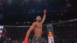 AJ McKee - Finishes | #Bellator205