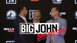 Big John Breakdown - Gegard Mousasi vs. Rory MacDonald   #Bellator206