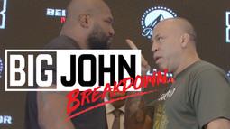 Big John Breakdown - Rampage Jackson vs. Wanderlei Silva   #Bellator206