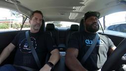 Carpool Conversation - Mike Goldberg and Rampage Jackson   #Bellator206