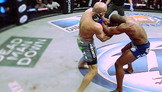 Saad Awad Knocks Out Ill Will Brooks - Bellator 91 Moment