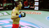 Eduardo Dantas Defends His Title With Knockout Of Marcos Galvao - Bellator 89 Moment