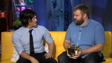 Comic-Con Classic: Norman Reedus Accepts The Game Changer Of The Year Award