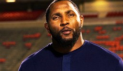 "Spike TV Teams Up With Ray Lewis To Help Coaches In ""Coaching Bad"""