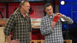 Trace Adkins Does The 'Screw Adam' Challenge
