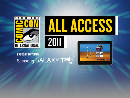 Exclusive Comic Con Video Highlights