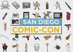 Watch The Comic Con Live Stream On MTV Geek