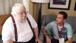 George RR Martin Reveals One Of His Greatest Fears
