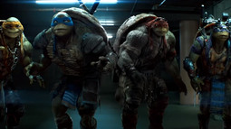 Teenage Mutant Ninja Turtles: Trailer