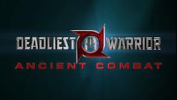 Deadliest Warrior: Ancient Combat to Hit Store Shelves in December
