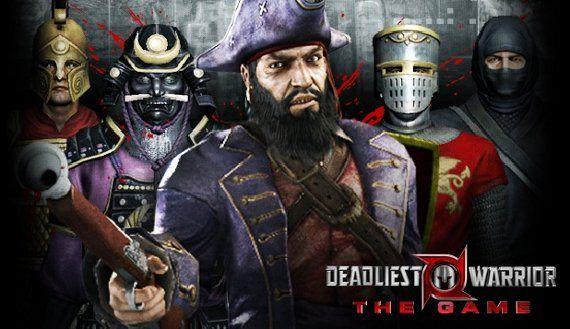 Deadliest Warrior скачать игру - фото 5