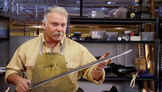Weapons Den: French Arming Sword and Norman Broadsword