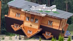 Top Six Craziest Homes Ever Built
