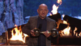 Sir Ben Kingsley Accepts The Brass Balls Award