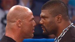 Rampage Debuts on Impact Wrestling
