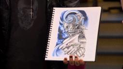 Sarah Miller's Sketch Or Christian Buckingham's?