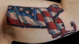 John Collins' Marvelous Massachusetts Tattoo