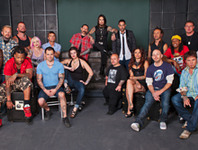 Meet the Season 2 Masters