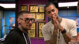 Elimination Tattoo: Master's Choice - Part II