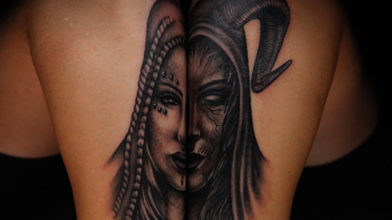 Ink master season 5 ep 9 virgin blood full episode for Tattoo girls full episodes