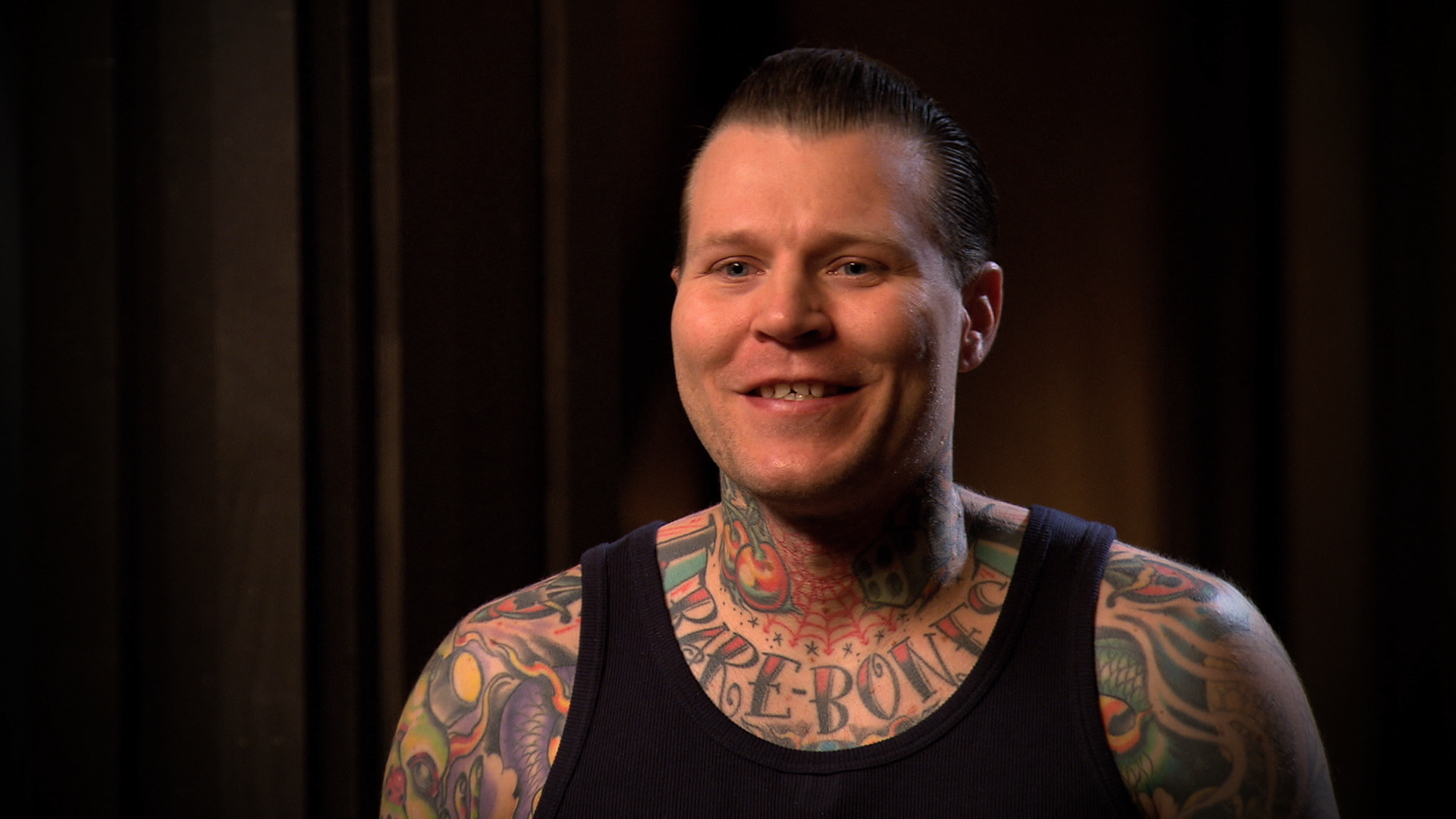 The final 3 artists have arrived ink master spike for Clean rock one tattoos