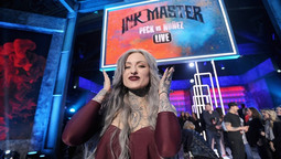 "Spike Crowns First Ever Female Winner Ryan Ashley As ""Ink Master"""