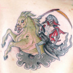 Elimination Tattoo: 4-On-1 Four Horsemen of the Apocalypse