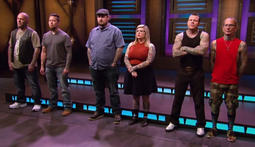 Casting the First Stone: Eliminated Tattoo Shop Interview
