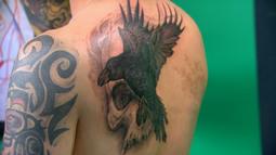 Elimination Tattoo: Freehand - Part II