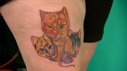 Elimination Tattoo: New School - Part II
