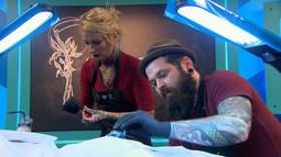 Elimination Tattoo: Pin Up - Part I