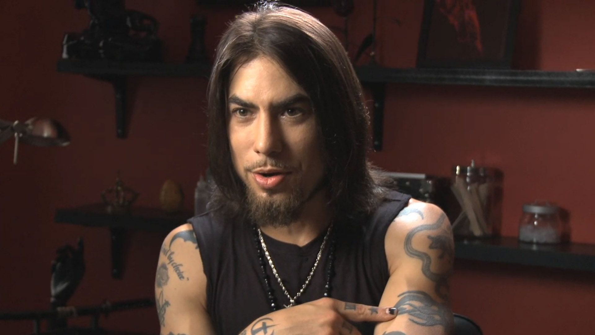 Dave navarro ink master tattoos pictures to pin on for Dave navarro tattoo work