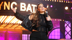 "Ashley Graham Syncs ""Treat You Better"" by Shawn Mendes"
