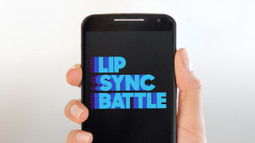 Spike Launches 'Lip Sync Battle' App