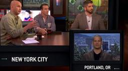 Nate Marquardt on Strikeforce