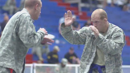 Inside the Army Combatives Championships