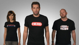 The Nerd Machine Gets Nerdy About Comic-Con