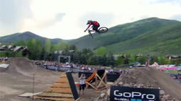 At The GoPro Mountain Games