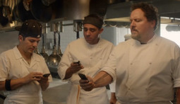 Get Cooking With Jon Favreau