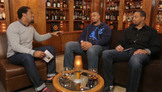 Exclusive: Woodley & Boley on the Super Bowl