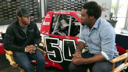 Behind the Wheel With Bubba Wallace