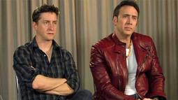 Nicolas Cage and David Gordon Green talk Joe