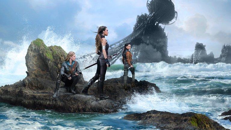 Imagini pentru The Shannara Chronicles