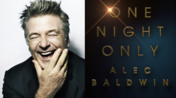 "Spike to Celebrate ""One Night Only: Alec Baldwin"""