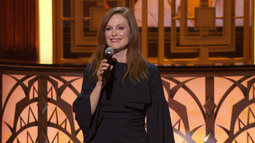 Julianne Moore Dishes Out A Hollywood Secret