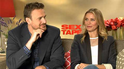 Spotlight on 'Sex Tape', Comic-Con